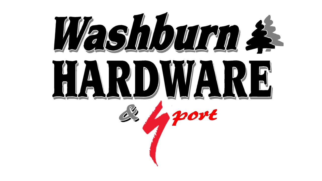 Washburn Hardware Logo