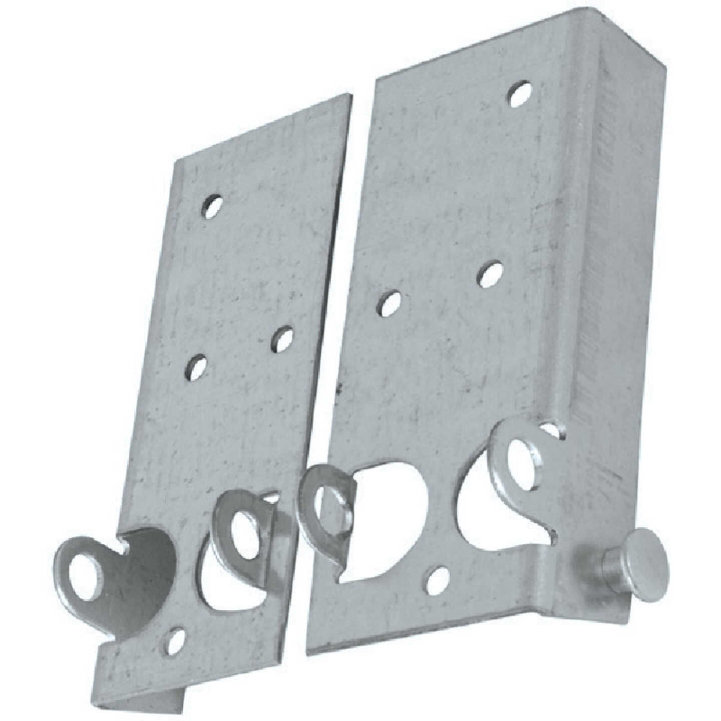 Prime-Line 7/16 In. Dia. Bottom Lifting Brackets -1 Left & 1 Right Image 2