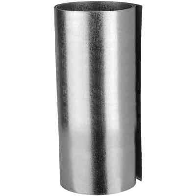 NorWesco 14 In. x 50 Ft. Mill Galvanized Roll Valley Flashing