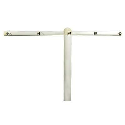Household Essentials Sunline 6 Ft. 3 In. Steel Clothesline Post