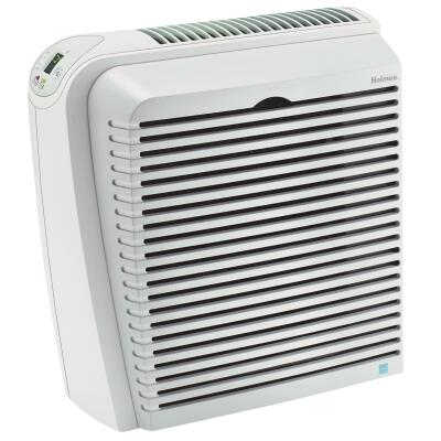 Holmes Harmony HEPA 256 Sq. Ft. White & Gray Floor Air Purifier
