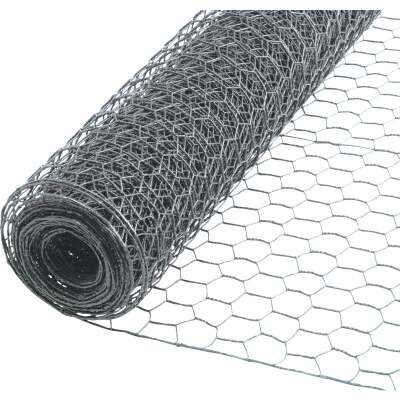 Do it 1 In. x 48 In. H. x 150 Ft. L. Hexagonal Wire Poultry Netting
