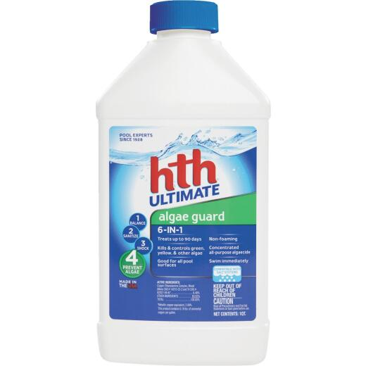 HTH Ultimate Algae Guard 1 Qt. Liquid Algae Control