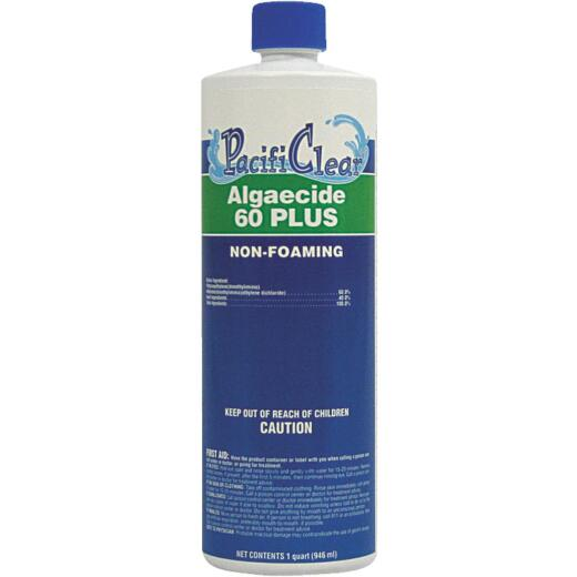 PacifiClear Algaecide 60 Plus 1 Qt. Liquid Algae Control